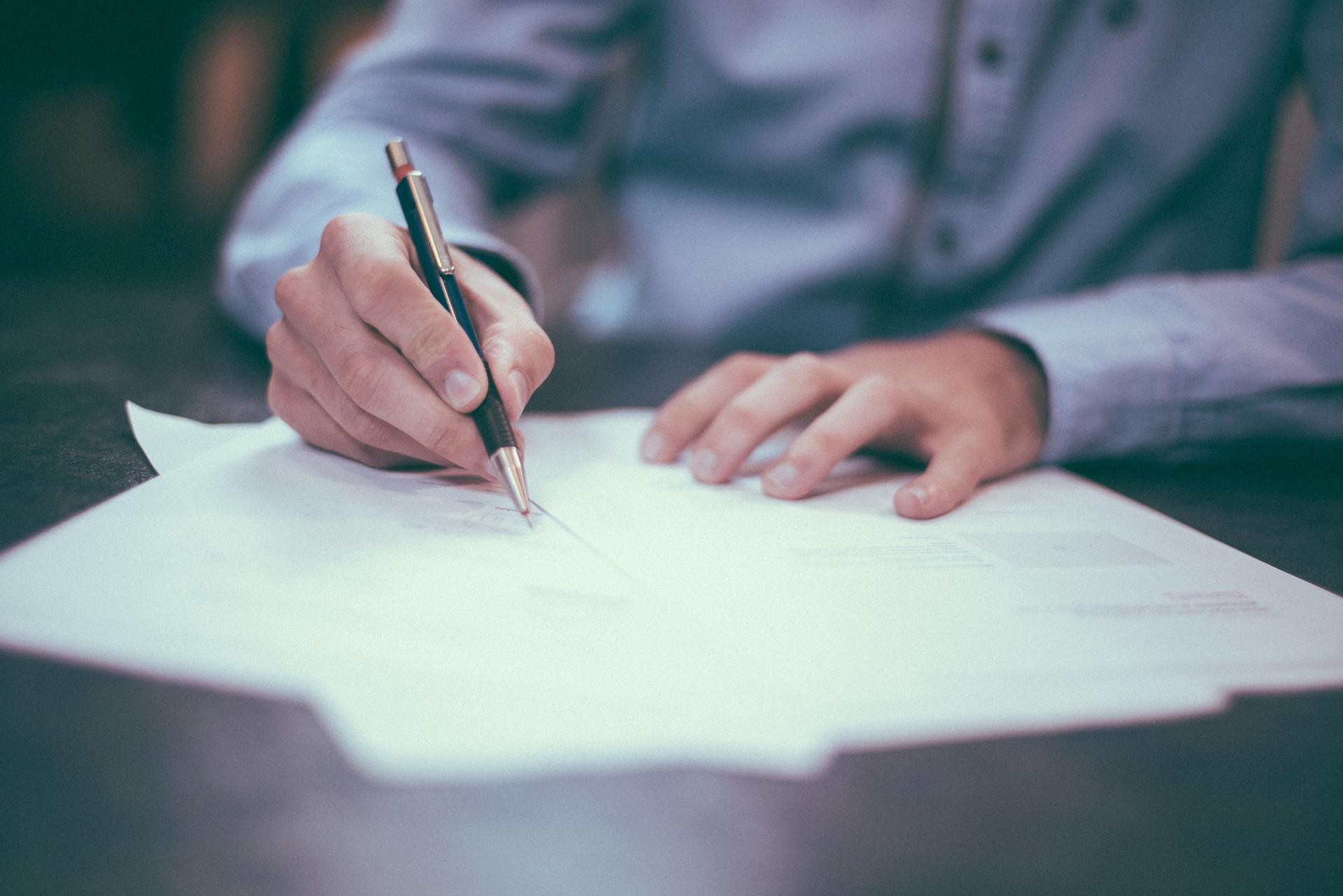 Aufhebungsvertrag Muster Aufbau Inhalt