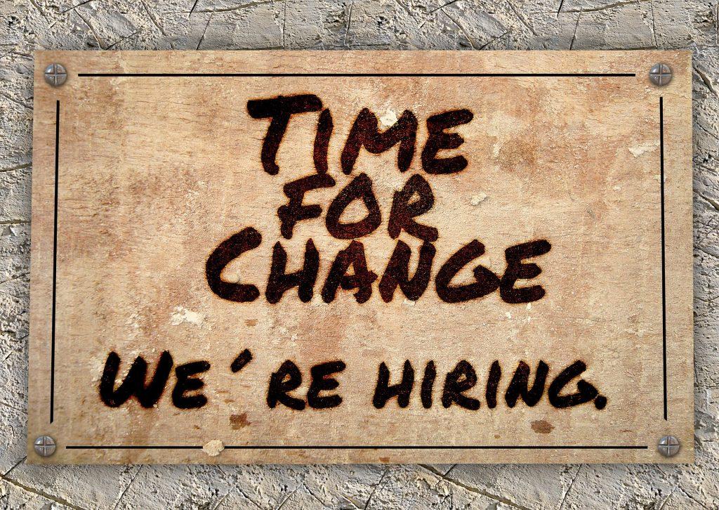 Bewerbung aus der Arbeitslosigkeit