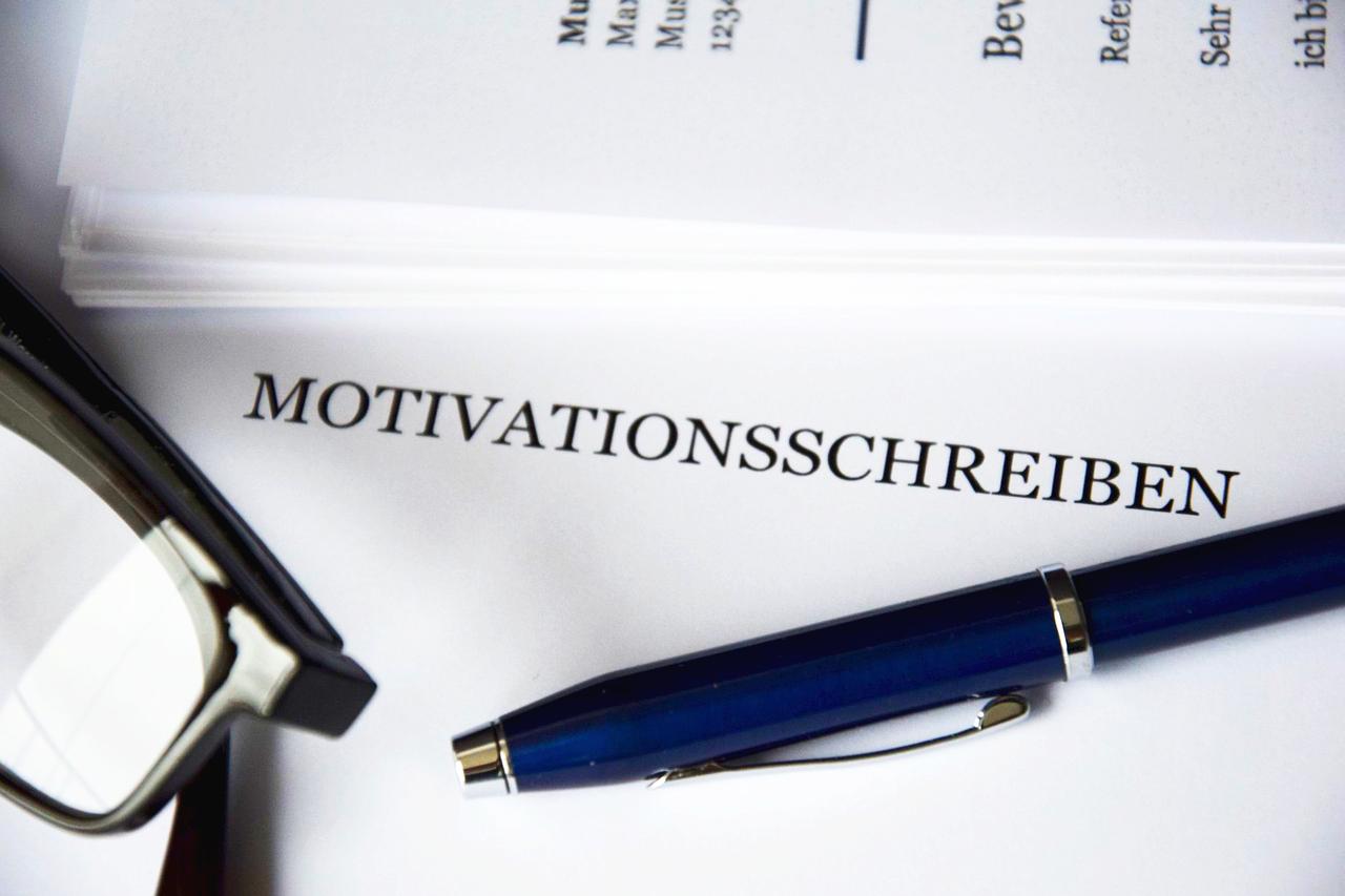 Motivationsschreiben Kostenlose Muster Vorlagen Bewerbungco