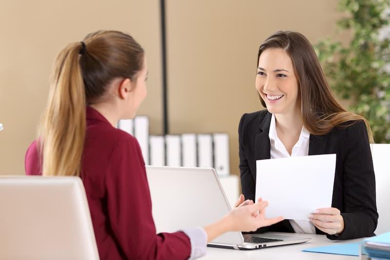 Mit Argumenten lassen sich in einer Gehaltsverhandlung viele Vorteile herausschlagen