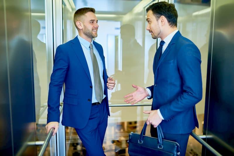 Was bedeutet der Begriff Elevator-Pitch?